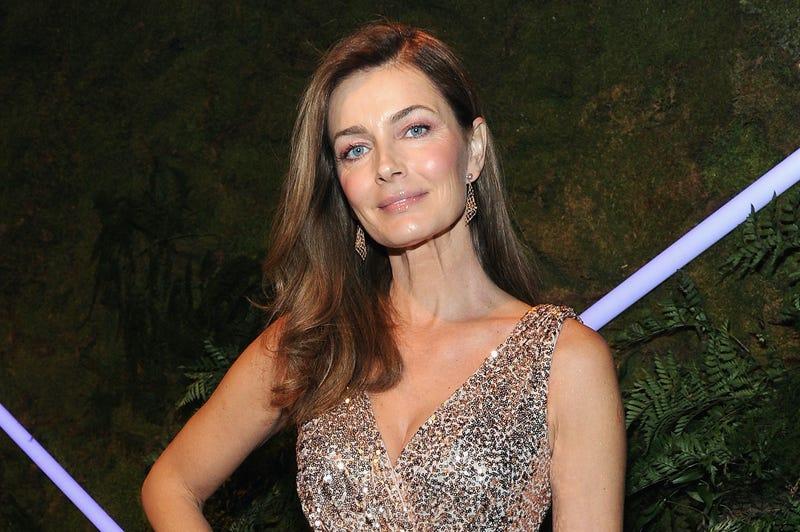 "Model Paulina Porizkova attends ""The Bloomberg 50"" Celebration at Gotham Hall"
