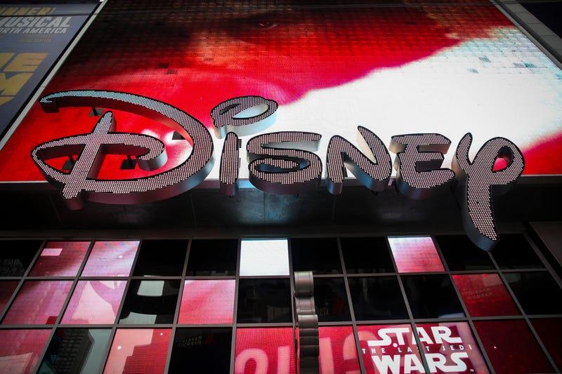 The Disney logo.