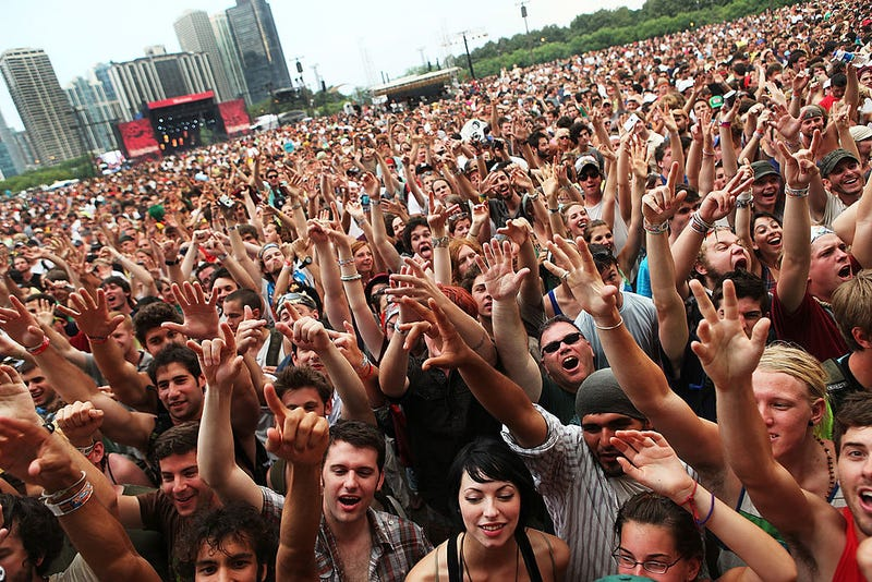 Lollapalooza 2021 occurred July 29 - August 1.