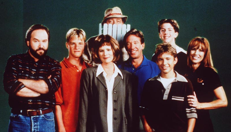 """The cast of """"Home Improvement"""""""