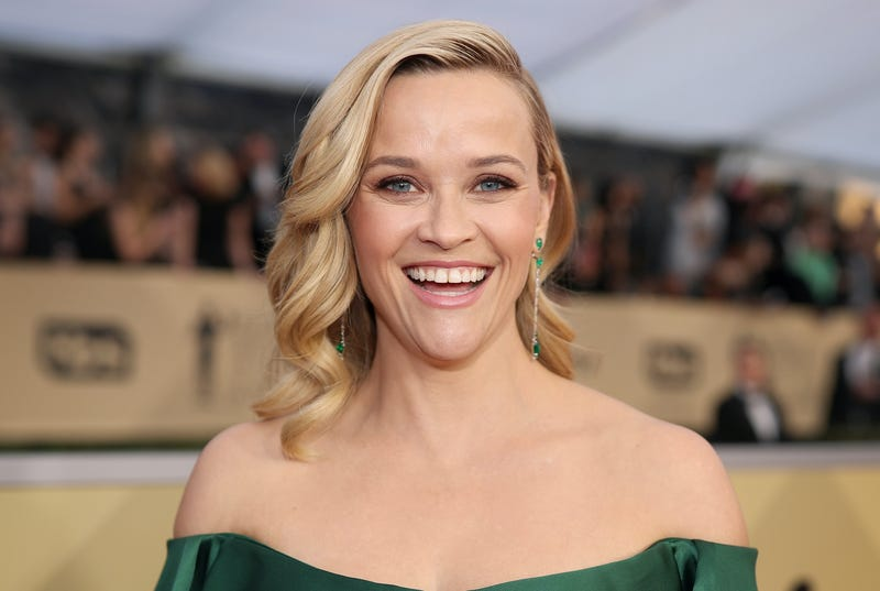Actor Reese Witherspoon attends the 24th Annual Screen Actors Guild Awards