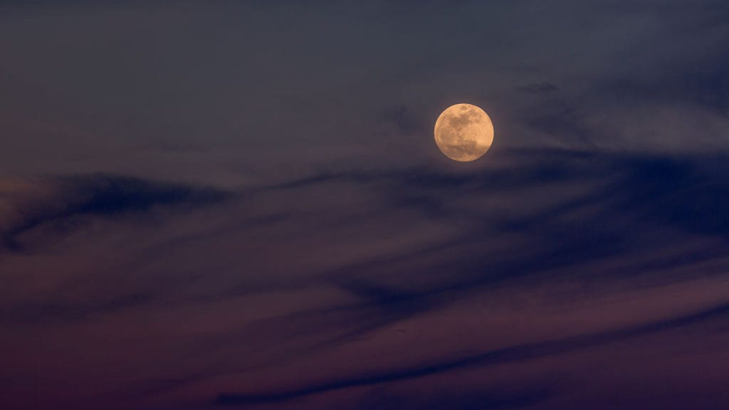 Moon 'wobble' could lead to disastrous floods on the U.S. coasts: Study