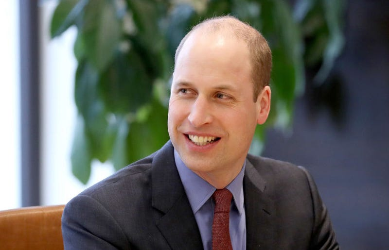 Prince William, Duke of Cambridge introduces new workplace mental health initiatives at Unilever House