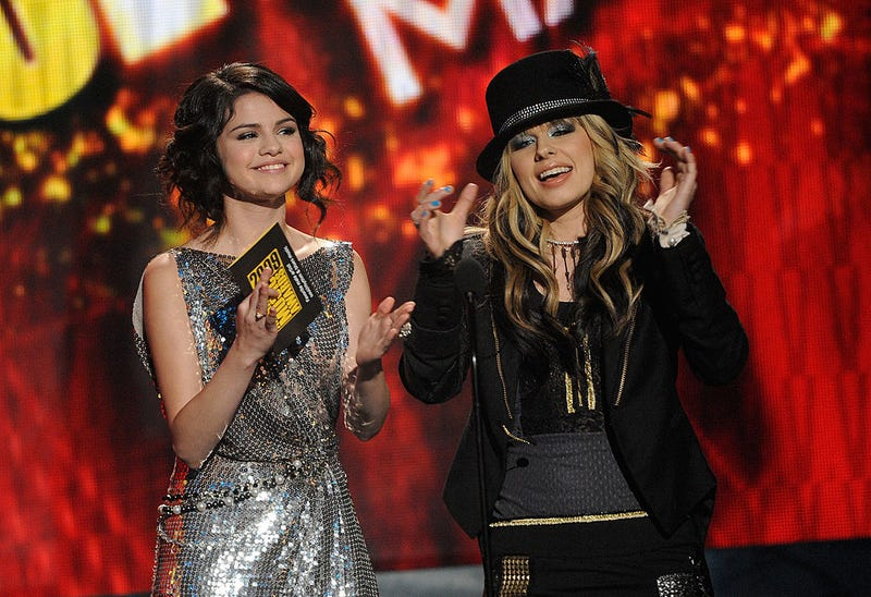 American Music Awards with Orianthi, 2009