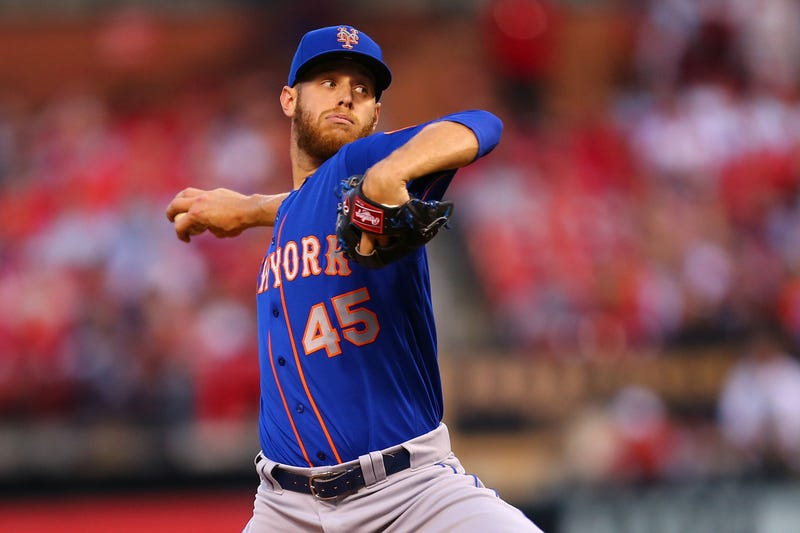 Zack Wheeler could be a potential replacement for Gerrit Cole.