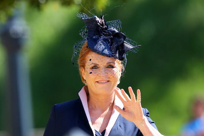 Duchess of York Sarah Ferguson Opens Up on Getting Botox
