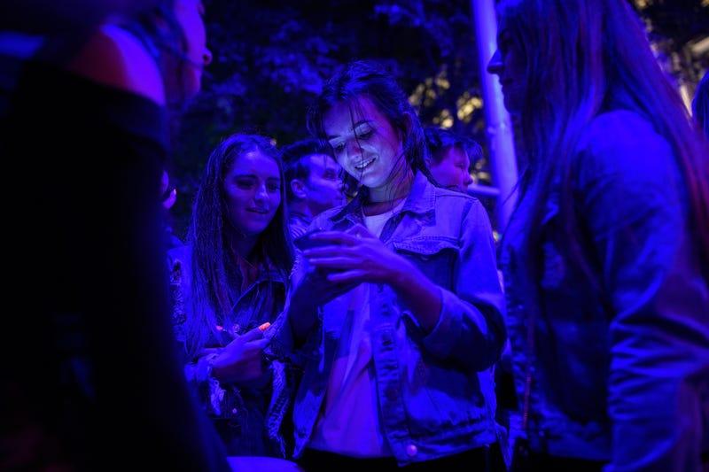 Texting teens