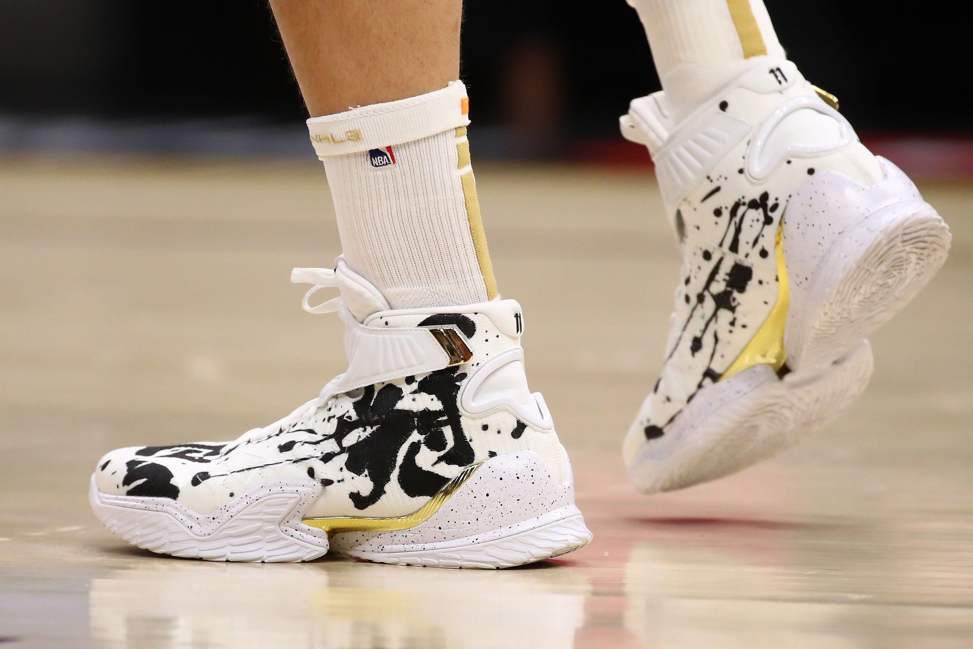 Ranking the 10 Biggest NBA Shoe Deals