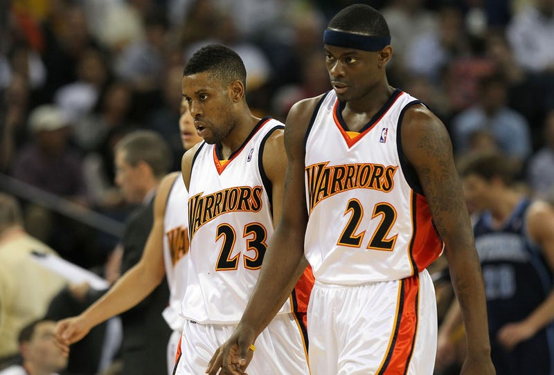 C.J. Watson and Anthony Morrow