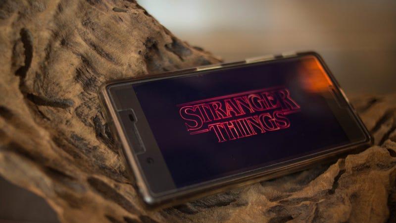 Netflix's 'Stranger Things' logo