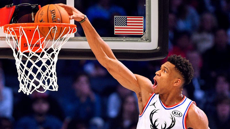 1466b1b955e7 NBA All-Star Game Highlights  Steph Curry to Giannis