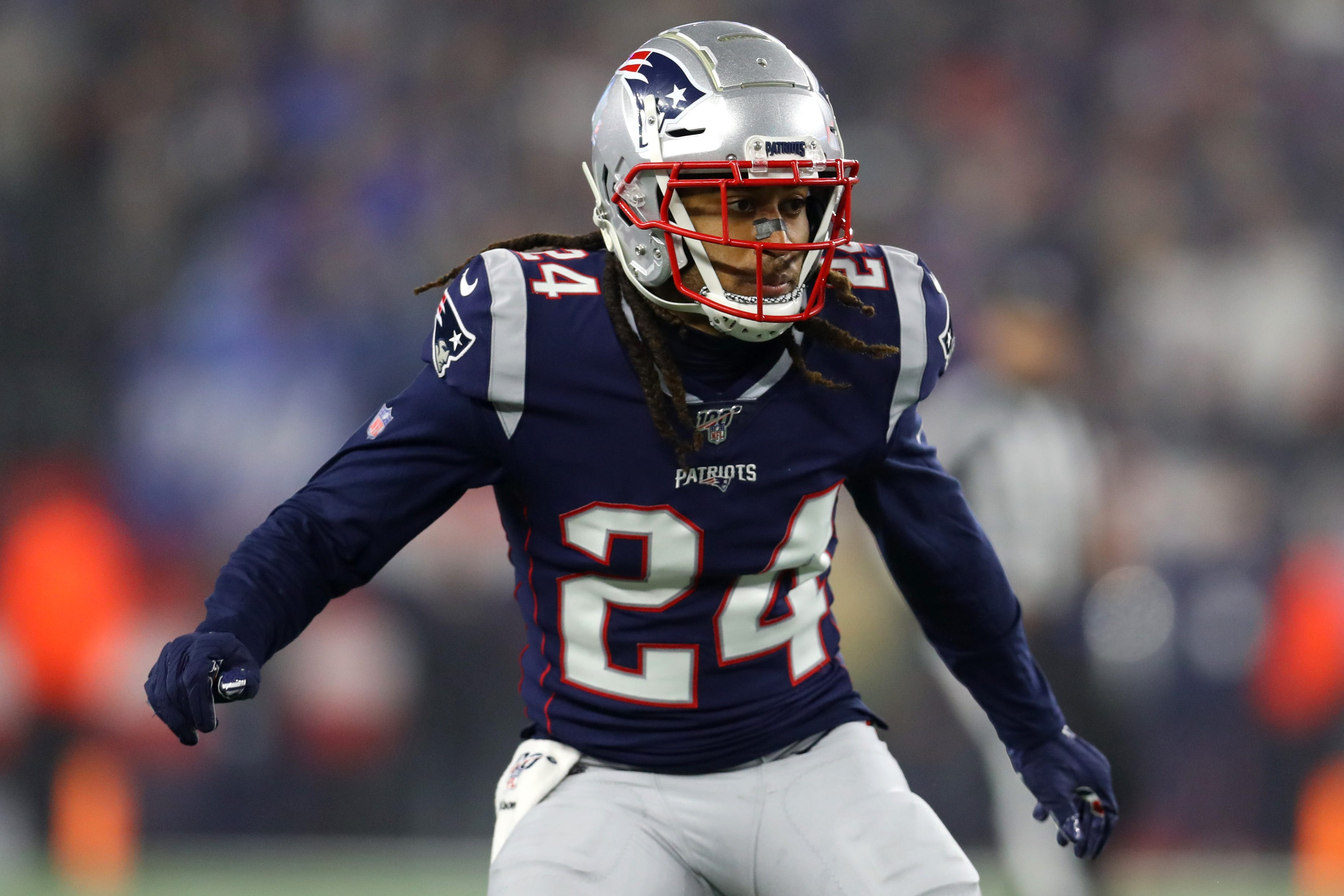 Patriots downgrade 3 players, including Stephon Gilmore, to out vs. Bills