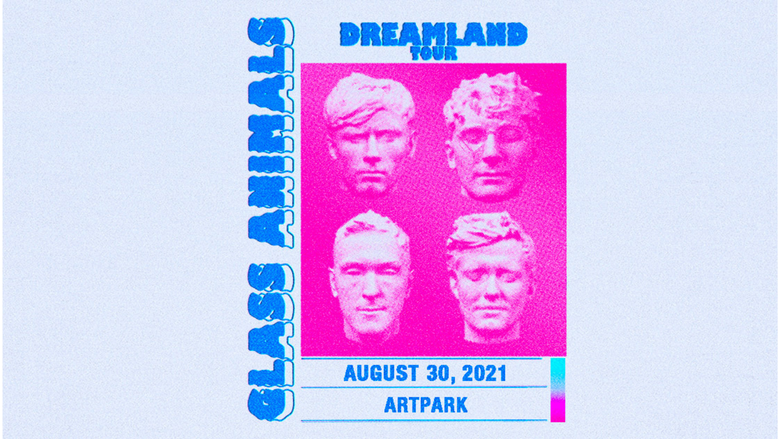 Glass Animals - Dreamland Tour
