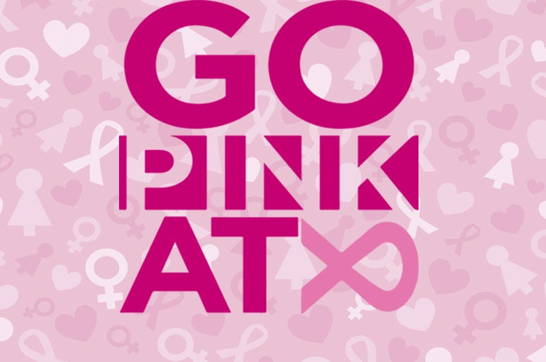 Go Pink ATX B