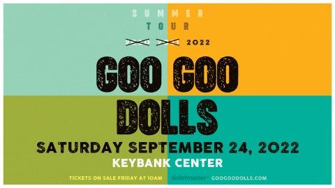 Goo Goo Dolls - Tour 2022