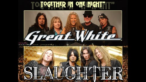 Great White - Slaughter