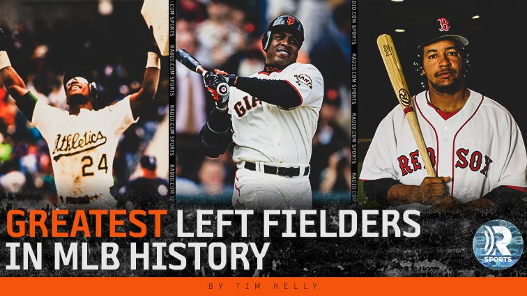 Ranking the 9 Greatest Left Fielders in MLB History