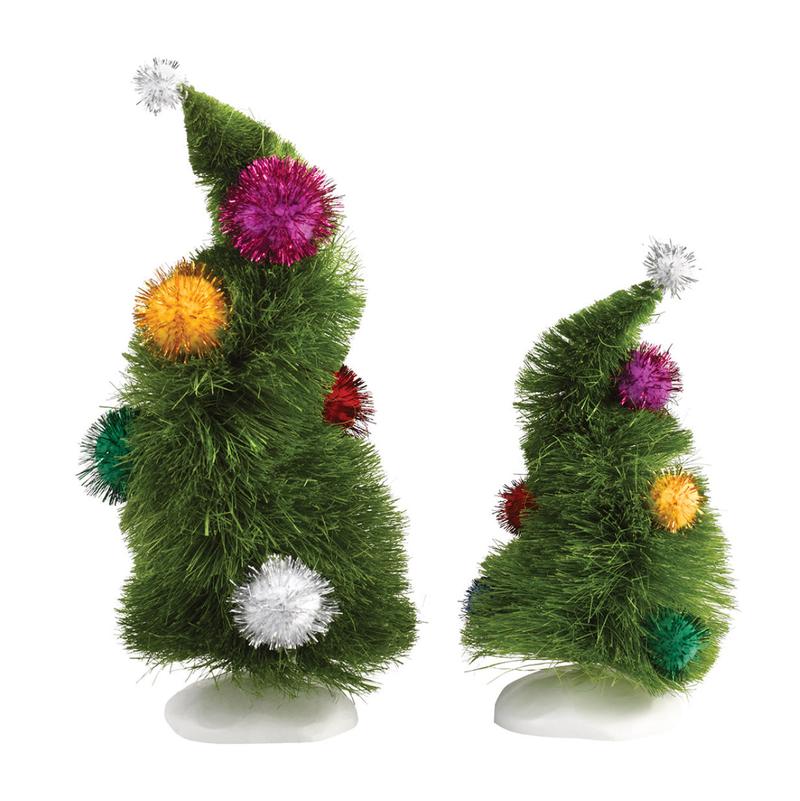 Wonky Trees