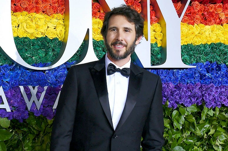 Josh Groban attends the 73rd Annual Tony Awards at Radio City Music Hall