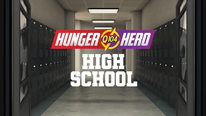 Q104 Hunger Hero
