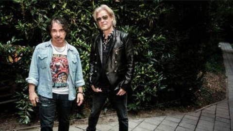 Daryl Hall & John Oates Summer Tour