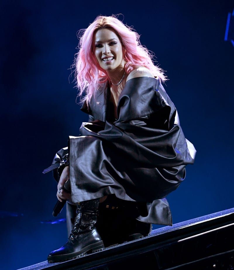 Halsey performs onstage at the 2019 Music Awards which broadcasted live on FOX at Microsoft Theater on March 14, 2019 in Los Angeles, California.
