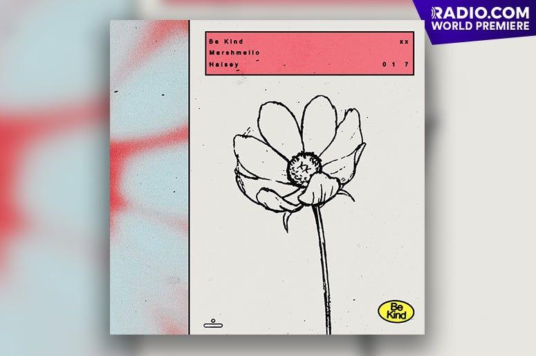 """Halsey x Marshmello - """"Be Kind"""""""