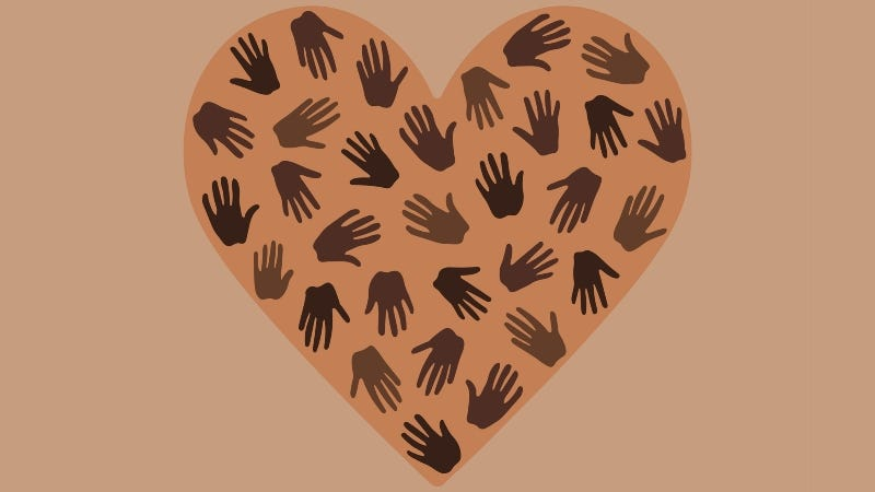 hands heart Getty Image