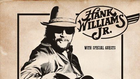 Hank Williams Jr. Toyota Arena