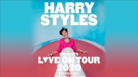 Harry Styles - RESCHEDULED