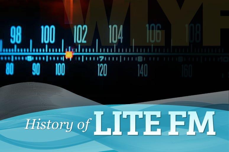 History of LITE FM
