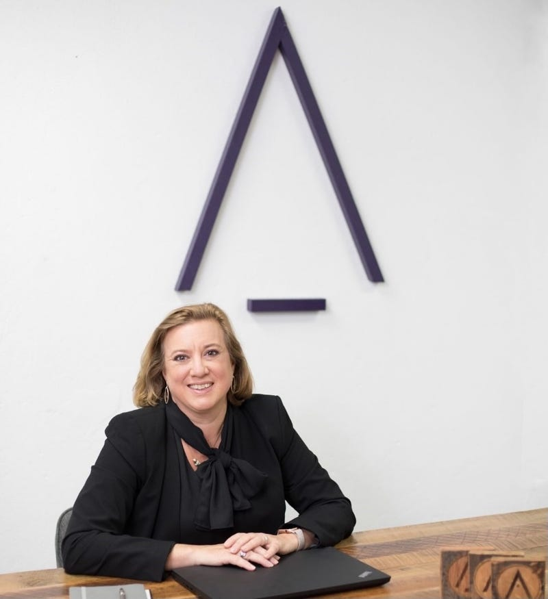 Heather Fritzsche, a local entrepreneur