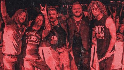 Rock 105 Presents: Hinder