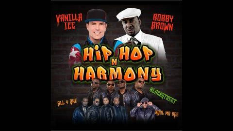 Hip Hop N Harmony Tour