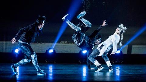 The Hip Hop Nutcracker feat. Kurtis Blow