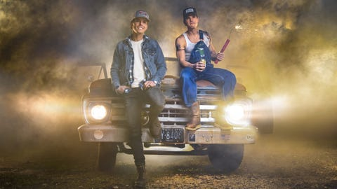 GrangerSmith featuring Earl Dibbles Jr. - Country Things Tour