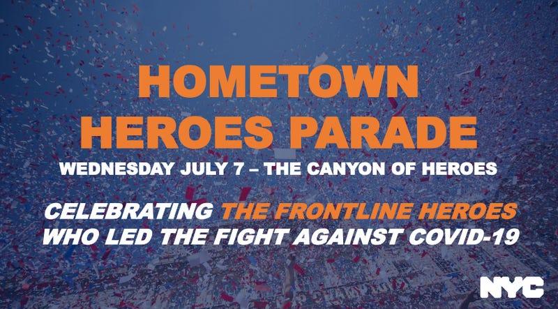Hometown Heroes Parade