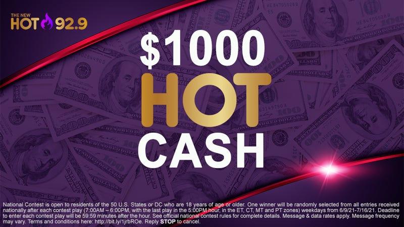 $1000 Hot Cash