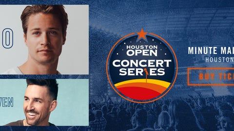 The Houston Open Concert Series