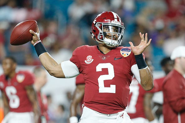 2019 College Football Odds: More Value in Title or Heisman