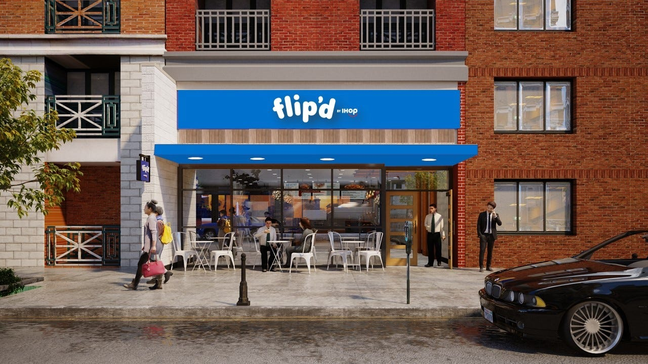 IHOP launching new Flip'd restaurant chain this summer after COVID delays
