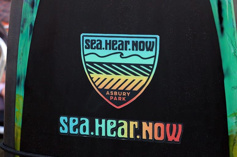 Sea.Hear.Now surfboard