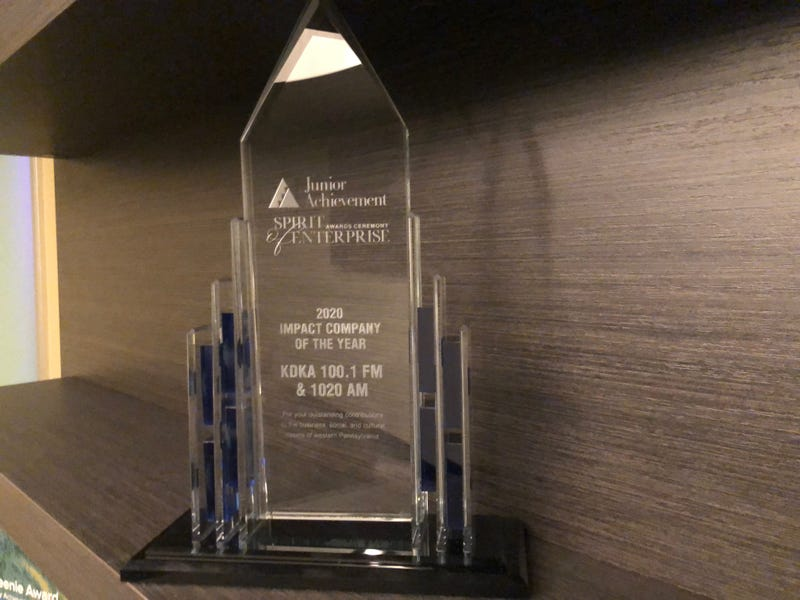 Junior Achievement Spirit of Enterprise Award for Impact Company of the Year