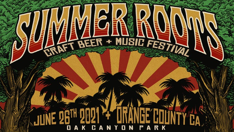 Summer Roots Craft Beer & Music Festival with Fortunate Youth + The Expendables