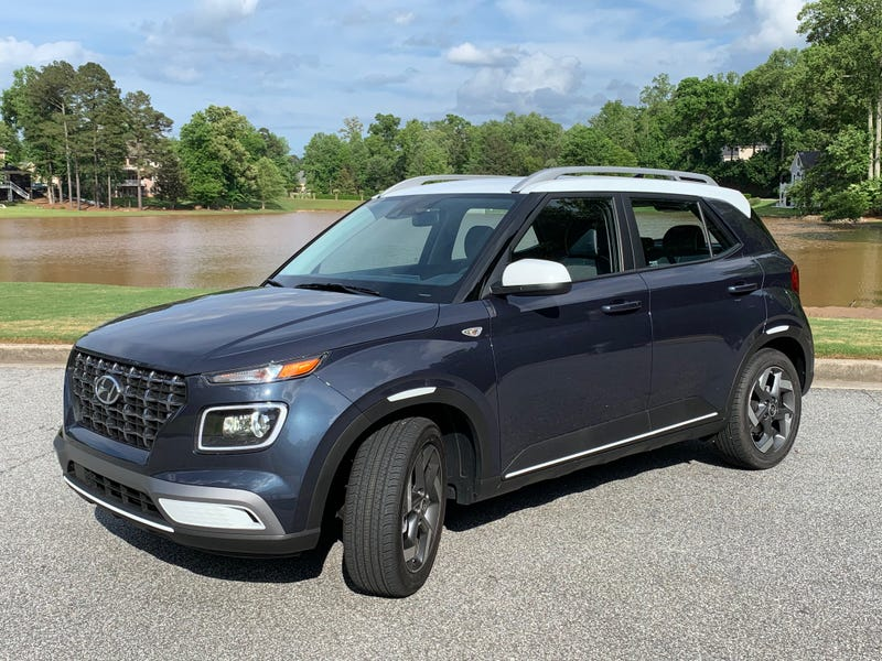 2021 Hyundai Venue Denim Edition