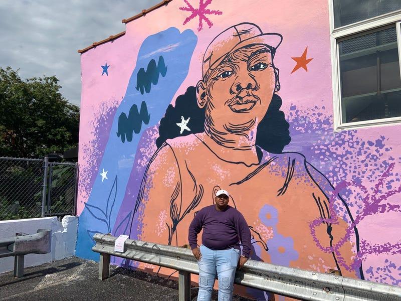 """We Are Universal"" mural in Fishtown"