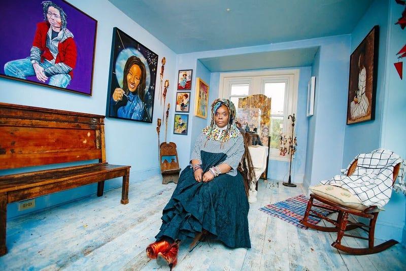 The Colored Girls Museum founder Vashti DuBois