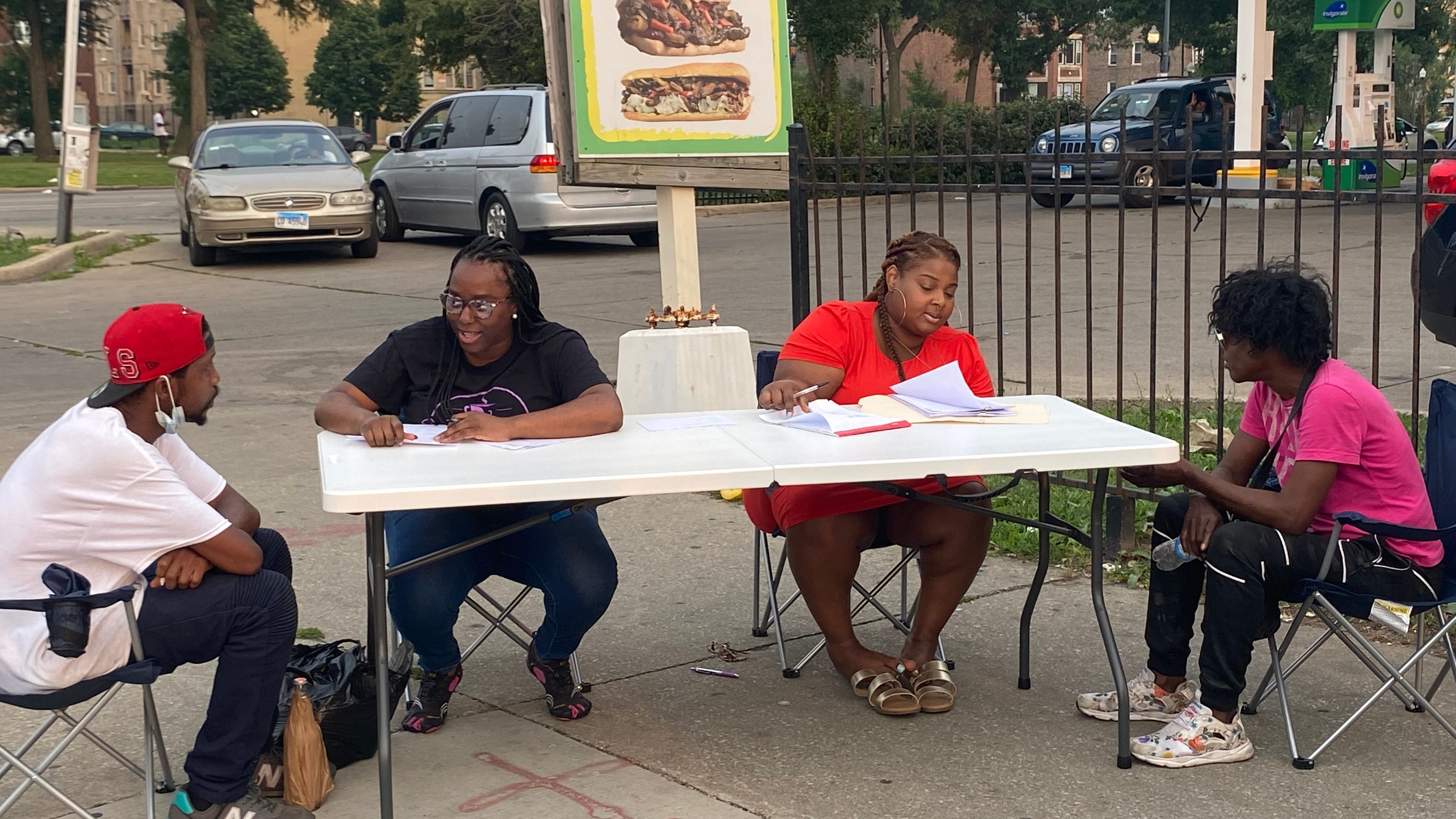 Pilot program offers free mental health screenings to communities hit most by violent crimes