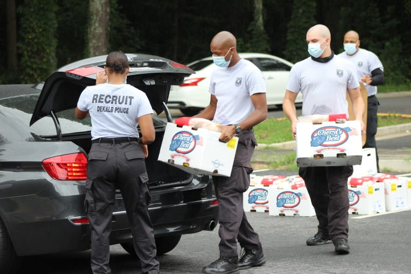 DeKalb to Celebrate MLK Holiday with Tribute and Food Distribution