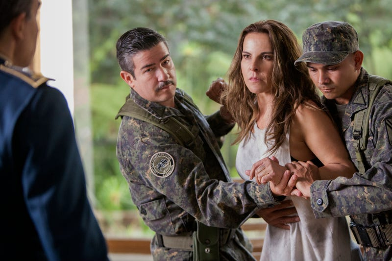 "Kate del Castillo en ""Ingobernable"""